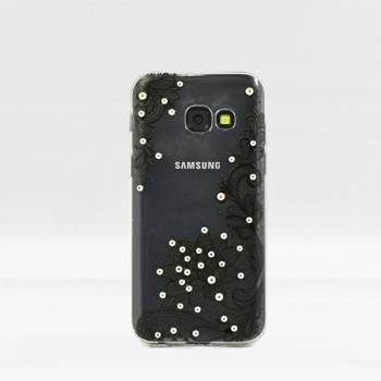 Etui do Samsung Galaxy A3 2017 ( A320 ) / SA3 320-W142 CZARNY
