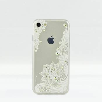 Etui do iPhone 7 / iPhone 8 / iPhone SE 2020 / IP8/IP7-W142 BIAŁY