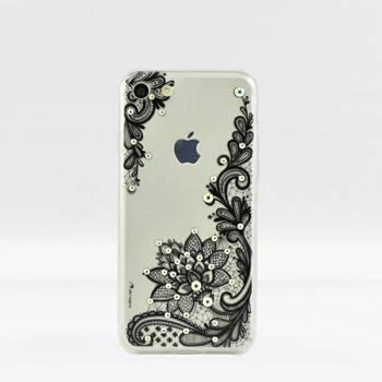 Etui do iPhone 7 / iPhone 8 / iPhone SE 2020 / IP8/IP7-W142 CZARNY