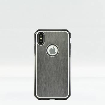 Etui do iPhone X / iPhone XS / IPX-W173 SZARY
