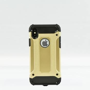 Etui do iPhone X / iPhone XS / IPX-W174 ZŁOTY