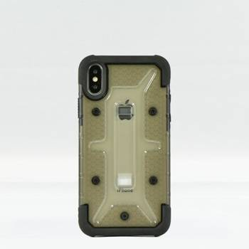 Etui do iPhone X / iPhone XS / IPX-W184 CZARNY